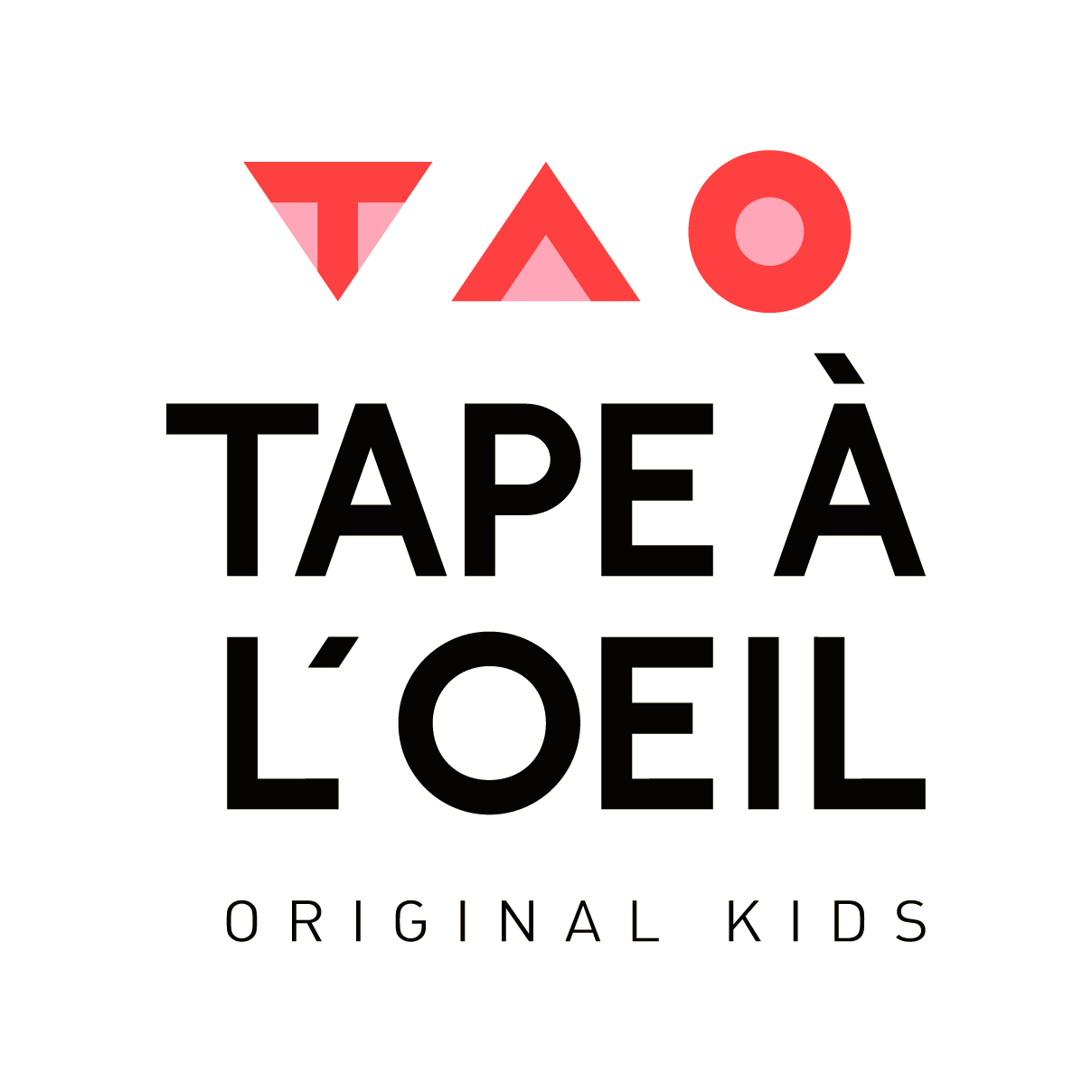 logo tape a l'oeuil